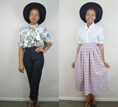 Thriftspiration: One Shopper Skips Cheap Fashion for Quality Thrifted Pieces