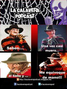 un buen chiste sobre Freddy