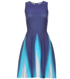 Gorgeous colors and cut....Issa - FIT AND FLARE DRESS