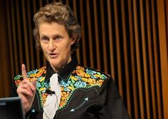 Temple Grandin is an American doctor of animal science and professor at Colorado State University, bestselling author, and consultant to the livestock industry on animal behaviour, despite her living with the condition of Autism.