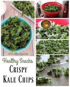 Healthy Snack Ideas,