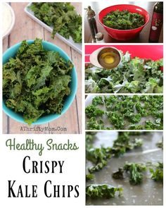 Healthy Snack Ideas,