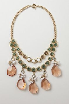 Rio Layer Necklace | Green Wedding Shoes Wedding Blog | Wedding Trends for Stylish + Creative Brides