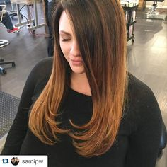 When your stylists know the safe way to take someone blonde 👍🏻 in steps, to protect the integrity of your hair! @samipw is working her way blonde with this one! #balayage #hair #haircolor #hairbysamiw #rcollectivesalon #wella #wellalife #lovekevinmurphy