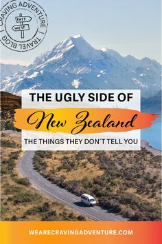 New Zealand is one ot the most beautiful places we've ever seen and it really should be on your travel bucket list. North Island and South Island are both worth a visit but there's more to this country under its surface. In this article we give you all the insights and tell you the good, bad and the ugly side of New Zealand. #travel #newzealand