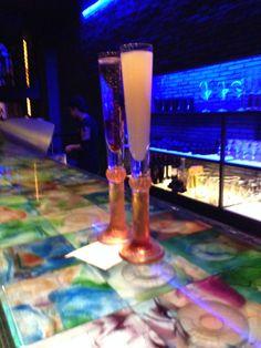 Glass Bar, Shanghai, China