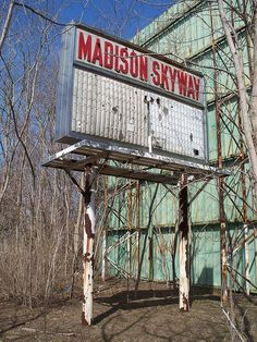 Remember the Madison Skyway???