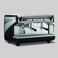 Nuova Simonelli Espresso Machine - Appia - 2 Group - Semi-Automatic -- Visit the image link more details.