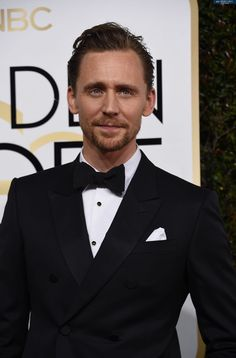 Tom Hiddleston attends the 74th Annual Golden Globe Awards at The Beverly Hilton Hotel on January 8, 2017 in Beverly Hills, California. Source: tomhiddleston.us . Full size image: http://tomhiddleston.us/gallery/albums/2017/Events/Jan8thArrivals/022.jpg