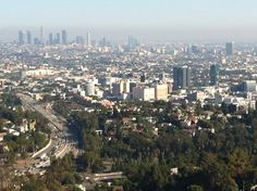 Los Angeles 2012 (A view from the top)
