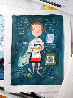 Jessie Hartland  Moomah the Magazine