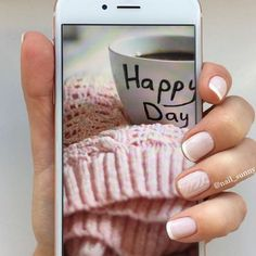 """Good morning  Утепляемся с дизайном """"свитер"""" 200₽ 3 d design ☕️ @natasha_vice , работа мастера Фатима, Новый Арбат 238-916-743-1-777"""