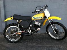 1973- Suzuki TM125