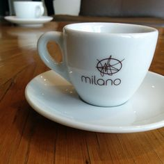 """""""@milanoroasters espresso game is strong"""" Image by thomashootz"""
