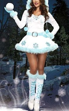 Secret Sinners Sexy Ladies Snowman Costume Christmas Fancy Dress Outfit Santa (Women: X-Large) Sexy Christmas Outfit, Christmas Fancy Dress, Christmas Lingerie, Christmas Dresses, Womens Christmas, Christmas Fashion, Pink Christmas, Christmas Snowman, Beautiful Christmas