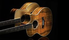 this is my favorite guitar on the planet. :) a Taylor made with koa wood... :)