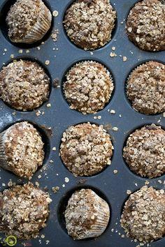 Πως Να Χρησιμοποιησετε το Αλευρι Ζεας Μαφινς με Σταφιδα - Stavroula's Healthy Cooking Healthy Treats, Brownies, Muffins, Cupcakes, Cookies, Chocolate, Desserts, Food, Cake Brownies