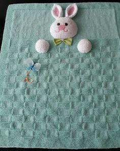 Crochet Blanket Patterns, Baby Knitting Patterns, Baby Blanket Crochet, Yarn Projects, Crochet Projects, Crochet Baby Mobiles, Crochet Panda, Heavy Blanket, Baby Afghans