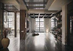 2 Chic and Cozy Cosmopolitan Lofts | Interior Design Ideas | Bloglovin'
