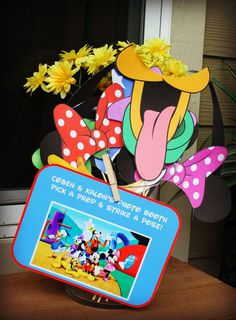 Mickey Mouse Party Birthday Party Ideas | Photo 7 of 20 | Catch My Party