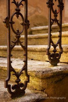 Ancient Steps in Montisi, Tuscany Italy. © Brian Jannsen Photography