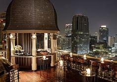 Bangkok Rooftop Bar | The Speakeasy | Hotel Muse Bangkok. Definitely on my list!