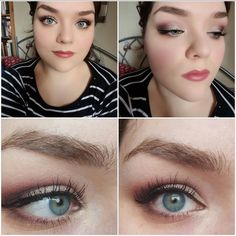 The Decadence Diaries: Too Faced Chocolate Bon Bons Palette - Soft Taupe and Plum Smoky Eye