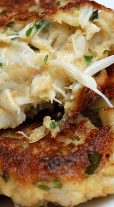 Crazy-Good Crab Cakes!