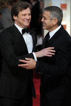 Colin en George.....mmmmm