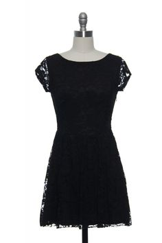 Little and Lacy Dress http://www.laceaffair.com/little-and-lacy-dress/