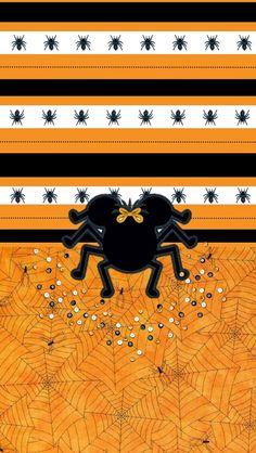 Dazzle my Droid: Disney Halloween wallpaper collection Kawaii Halloween, Disney Halloween, Halloween Ghosts, Fall Halloween, Holiday Wallpaper, Halloween Wallpaper, Disney Wallpaper, Cute Wallpapers, Wallpaper Backgrounds
