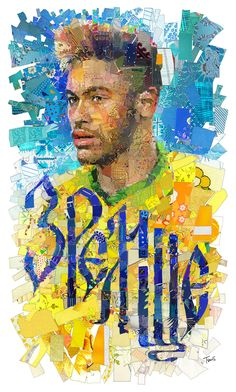 Russia 2018: Digital Collages by Charis Tsevis – Inspiration Grid | Design Inspiration