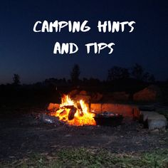 Everything you need to know about camping including camp cooking, camping equipment, camping spots and camper trailers all in one spot. Camping Spots, Camping Equipment, Tips, How To Make, Travel, Viajes, Advice, Camping Products, Trips