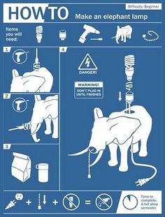 How To Poster on Behance | How-To Posters / Visual Instructions ...