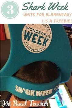 Host your own shark week with engaging and fun activities! Students love to read about this high interest topic, and shark comprehension activities are fun! Daily 5 Activities, All About Me Activities, Teaching Activities, Teaching Tools, Teaching Ideas, Guided Reading Lessons, Science Lessons, Science Ideas, Back To School Teacher