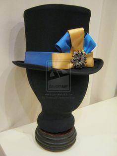 Top hat, Graduate Millinery