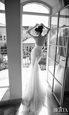 Berta Bridal Summer 2014 Wedding Dresses - Part 1 | bellethemagazine.com