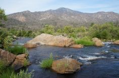 Kern River summer 2014