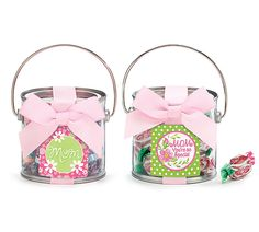 Our #burtonandburton Mother's Day Gift Paint Can Assortment. #for_mom