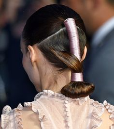 Exclusive: How to create Rooney Mara's quirky red carpet hair