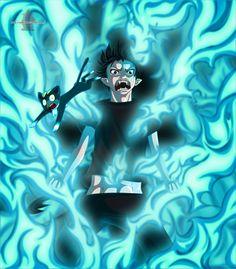 Blue Exorcist by *ioshik on deviantART