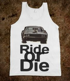 Ride or Die shirt ~ Fast & Furious this shirt needs to find its way in my closet ❤️ Furious Movie, The Furious, Fast And Furious, Classy Outfits, Cute Outfits, Fast Five, Rip Paul Walker, Ride Or Die, Good Movies