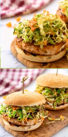 BBQ Chicken Burger- If you think Chicken Burgers are dry and flavorless, you have been making them all wrong! This chicken burger recipe is made with barbecue sauce, cheddar cheese and is incredibly flavorful and juicy! Homemade Chicken Burgers, Grilled Chicken Burgers, Ground Chicken Burgers, Bbq Chicken, Chicken Recipes, Chicken Burger Patty Recipe, Teriyaki Chicken, Best Burger Recipe, Turkey Burger Recipes