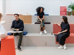 In the newly social workplace, are we making enough room for introverts? Affordable Office Furniture, Office Furniture Design, Victoria House, Corporate Interiors, Flexible Working, Workplace Design, Design Within Reach, Digital Media, Introvert