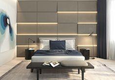 Modern Bedroom Decor, Trendy Bedroom, Contemporary Bedroom, Contemporary Furniture, Bedroom Ideas, Contemporary Cottage, Contemporary Bar, Bedroom Designs, Modern Decor