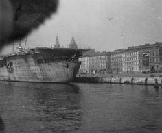 Graf Zeppelin: Diving at the unique WW2 German aircraft carrier (photos and videos) - Page 3 of 3