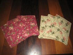 Easy Pot Holders - Quilters cotton and Insul-Brite