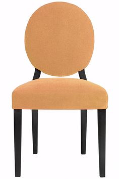 Nice desk chair, I think! Side Chairs, Dining Chairs, Bachelorette Pad, Best Desk, Table Games, Desk Chair, Orange, Nice, Furniture