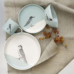 SKT Ceramics Dinnerware from west elm