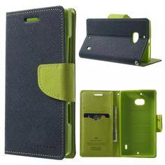 Nokia Lumia 930 Sininen Fancy Lompakko Suojakotelo  http://puhelimenkuoret.fi/tuote/nokia-lumia-930-sininen-fancy-lompakko-suojakotelo/